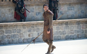 Wallpaper Game Of Thrones, Game of Thrones, actor, spear, character