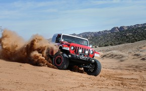 Picture Concept, 2018, Wrangler, Jeep, Jeepster