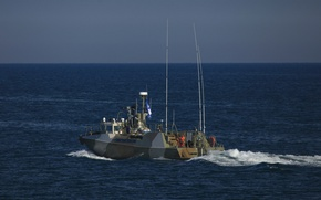 Picture boat, Navy, Raptor, patrol, The black sea