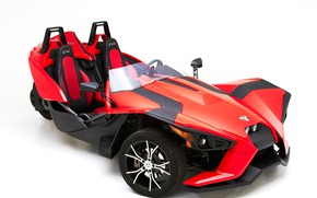 Picture beautiful, comfort, hi-tech, Polaris, Slingshot, technology, sporty, tricycle, 024