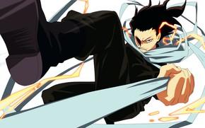 Picture anime, fight, hero, manga, yuusha, super hero, japonese, Boku no Hero Academy, by gevdano, My ...