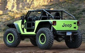 Picture car, USA, rock, desert, Jeep, Michigan, concepts, sbaku