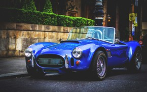 Picture Shelby, Street, the front, Cobra