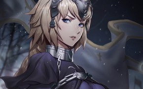 Picture look, girl, Fate / Grand Order, The destiny of a great campaign