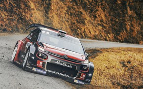 ... Wallpaper Machine, Lights, Citroen, Auto, Race, The Front, Citroen С3