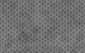 Picture texture, squares, grey background