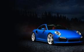Picture coupe, Porsche, GT3