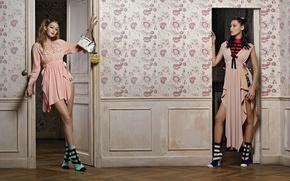 Picture brand, Gigi Hadid, Bella Hadid, Vittoria Ceretti, Fendi
