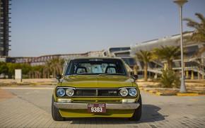 Picture Auto, Machine, Nissan, Nissan, Lights, Car, 2000, Skyline, Nissan Skyline, The front, 2000GT, Japanese, 2000GT-R, …