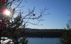 Picture nature, Petrozavodsk, Stone quarry