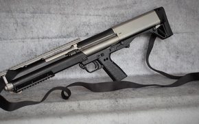 Picture gun, weapon, shotgun, Kel-Tec, KSG 10, Kel-Tec KSG 10