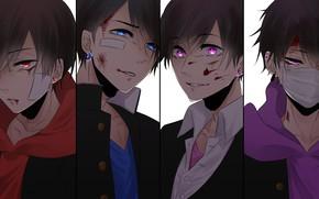 Picture anime, art, guys, Osomatsu-san