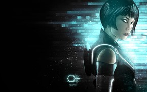Picture movie, actress, Olivia Wilde, olivia wilde, tron legacy, quorra, tron legacy, quorra