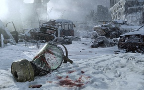 Picture Game, 4A Games, Deep Silver, Metro: Exodus