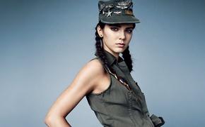 Picture look, model, brunette, Kendall Jenner