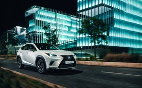 Picture 2018, Sport, crossover, 300h, Lexus NX