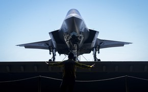 Picture USA, fighter-bomber, F-35B