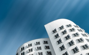 Picture the city, architecture, Düsseldorf, Gehry House