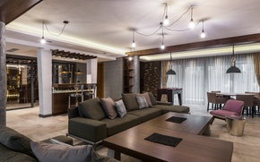 Picture luxury, decoration, furniture, Living room