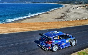 Wallpaper Ford, Winter, Sea, Auto, Snow, Sport, Machine, Shore, Ford, Race, Car, WRC, Rally, Rally, Fiesta, ...