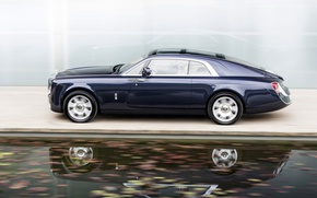 Picture car, Rolls Royce, technology, Rolls Royce Sweptail