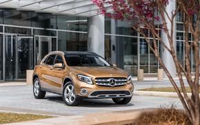 Picture Mercedes-Benz, 2018, 250, GLA, 4MATIC
