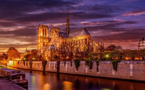 Picture the city, France, Paris, Our Lady