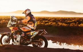 Picture Sport, Speed, Motorcycle, Racer, Moto, KTM, Rally, Dakar, Dakar, Rally