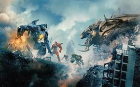 Wallpaper Action, Fantasy, Robots, Legendary Pictures, Machine, Big, year, 2018, Large, EXCLUSIVE, Pilot, Jake, Movie, Battle, ...
