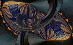 Picture Color, Line, Pattern