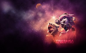 Picture League of Legends, Tristana, new hero