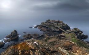 Picture France, Brittany, Fort des capucins