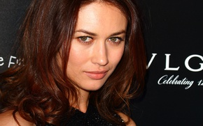 Wallpaper Olga Kurylenko, model, actress, girl, brunette, Olga Kurylenko, look