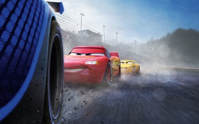 Picture Cars 3, Movie, Cars 3