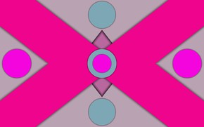 Picture colored, geometry, figure