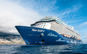 Picture Liner, Board, The ship, Passenger, Tank, Passenger liner, My Ship 4, My Ship