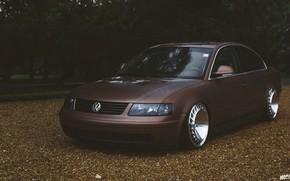 Picture tuning, wheels, tuning, low, Passat, vag, VAG, stace, Volkswagen Passat Mk5, Volkswagen Passat V, passat …