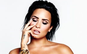 Picture Actress, STYLE, POSE, EYES, MAKEUP, SINGER, NAILS, DEMI LOVATO, Demetria Devonne Lovato, Demetria Devonne Lovato