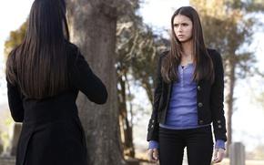 Picture girl, Nina Dobrev, Nina Dobrev, The Vampire Diaries, Elena, The vampire diaries