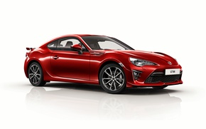 Picture white background, Toyota, Toyota, GT 86