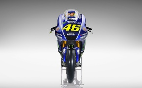Picture Yamaha, blue, scorpion, Monster Energy, Michelin, moto GP, Yamaha yzr M1, Eneos, Movistar, Blue Core