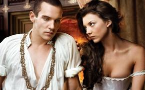 Wallpaper The Tudors, Natalie Dormer, The Tudors, Jonathan Rhys Meyers, King Henry VIII, Anne Boleyn, the ...