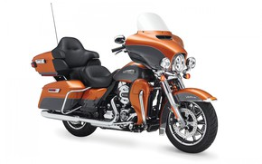 Picture Harley Davidson, ultra classic, electra glide
