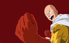 Picture guy, Saitama, saitama, vanpatten, one punch man