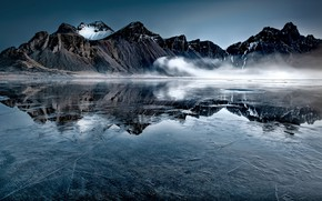 Picture ICE, ICELAND, VBESTRAHORN