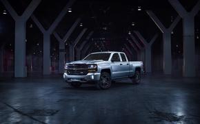 Picture Chevrolet, jeep, SUV, Chevrolet, pickup, Silverado, silverado