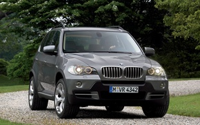 Picture BMW, SUV