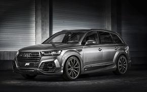 Picture universal, Audi, Audi, ABBOT, quattro, SQ7