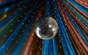 Picture background, disco, Disco Ball
