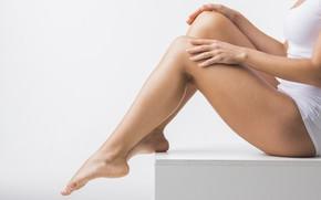 Picture legs, model, female
